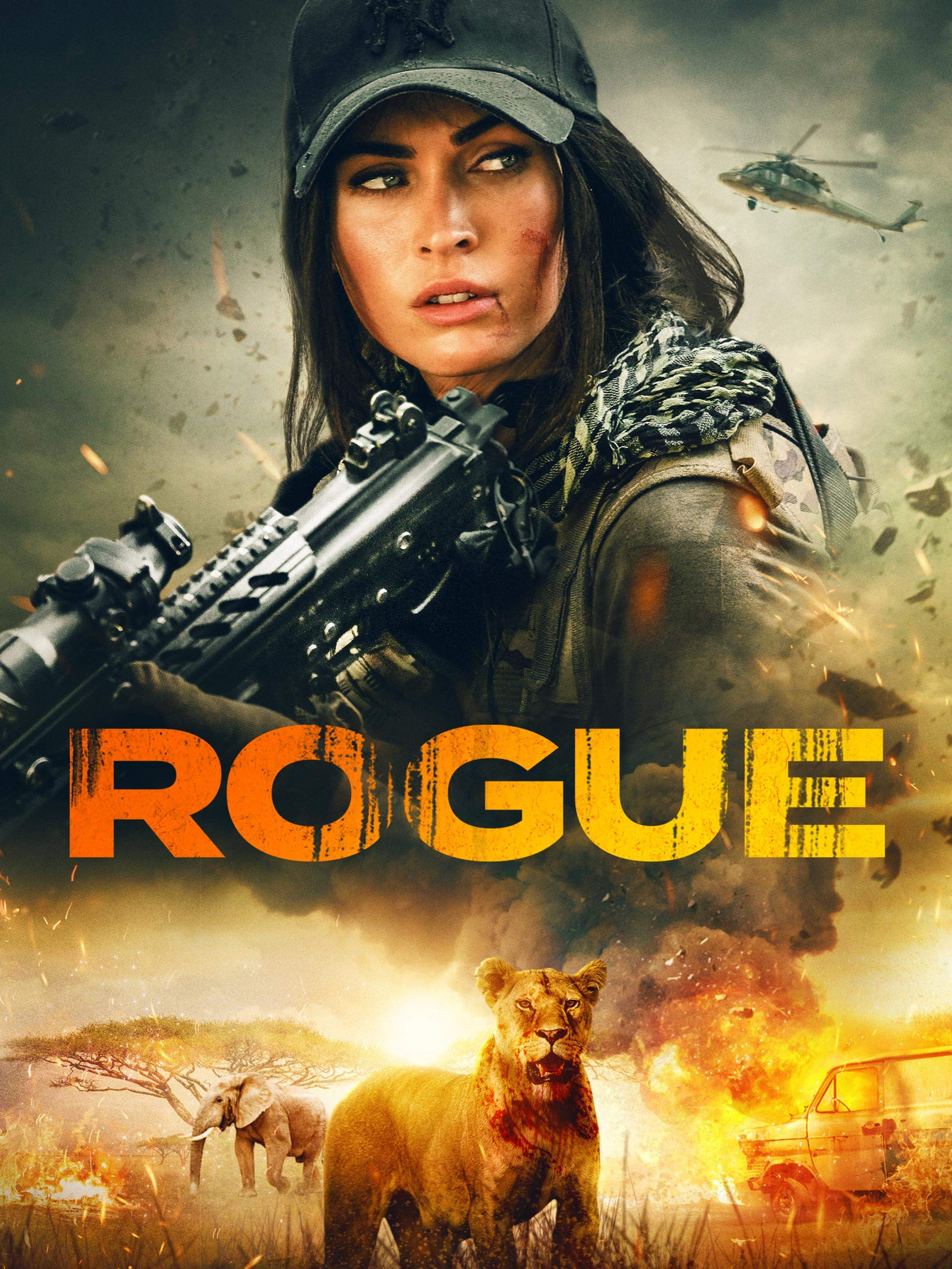 Rogue on Amazon Prime Video UK