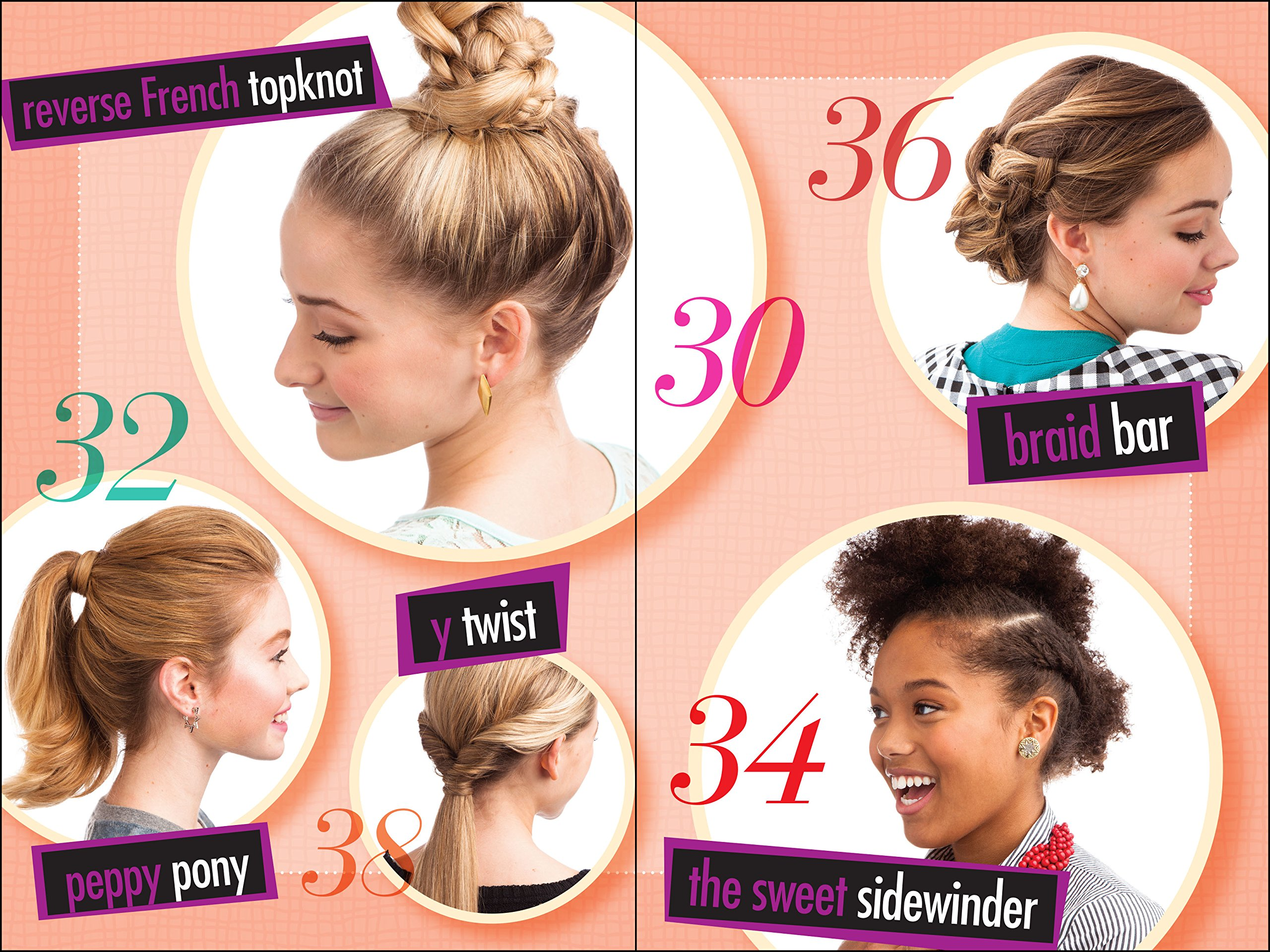 Best Hair Book Ever!: Cute Cuts, Sweet Styles and Tons of Tress Tips ...