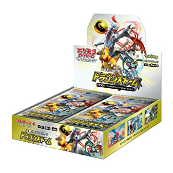 Pokemon Card Game Sun & Moon Reinforcement Expansion Pack ...