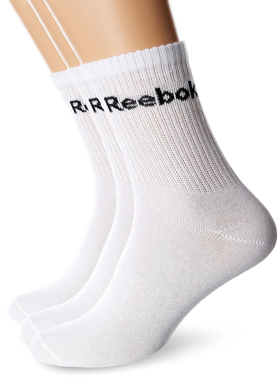 Reebok Roy U Crew Sock 3X2 Calcetines, Hombre: Amazon.es: Deportes y aire libre