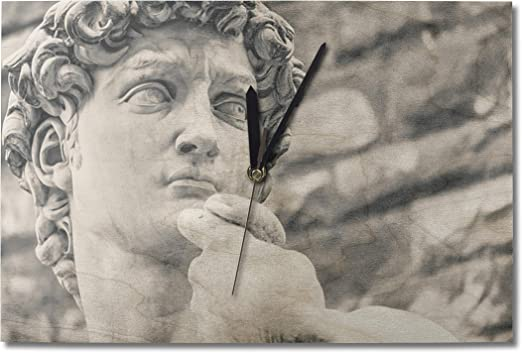 Michaelangelo/'s David Ears Pair Wall Plaques Sculpture