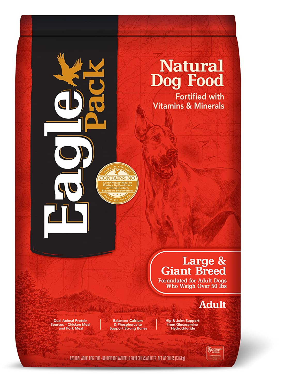 Eagle Pack Large Breed Dog Food