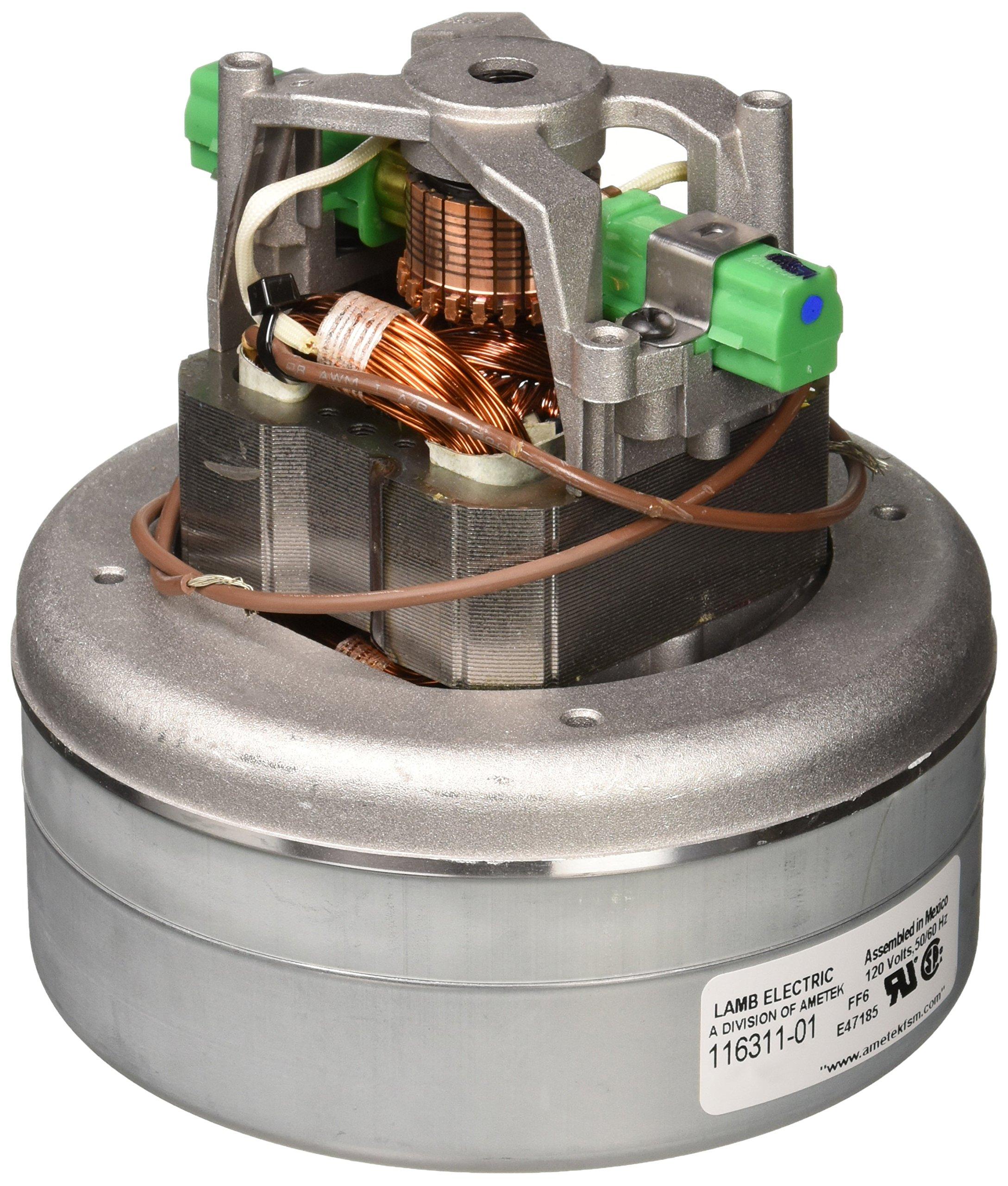 "Ametek-Motors Motor 116311-01, 5.7"" 120 Volt B/2"