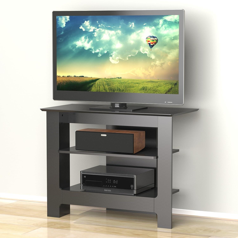 Amazon.com: Pinnacle 31-inch Tall Boy TV Stand 100206 from Nexera ...