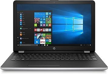 HP 15-BS012NS - Ordenador portatil, (Intel Core i3-6006U, 8B RAM, 1 TB HDD), Plata: Hp: Amazon.es: Informática