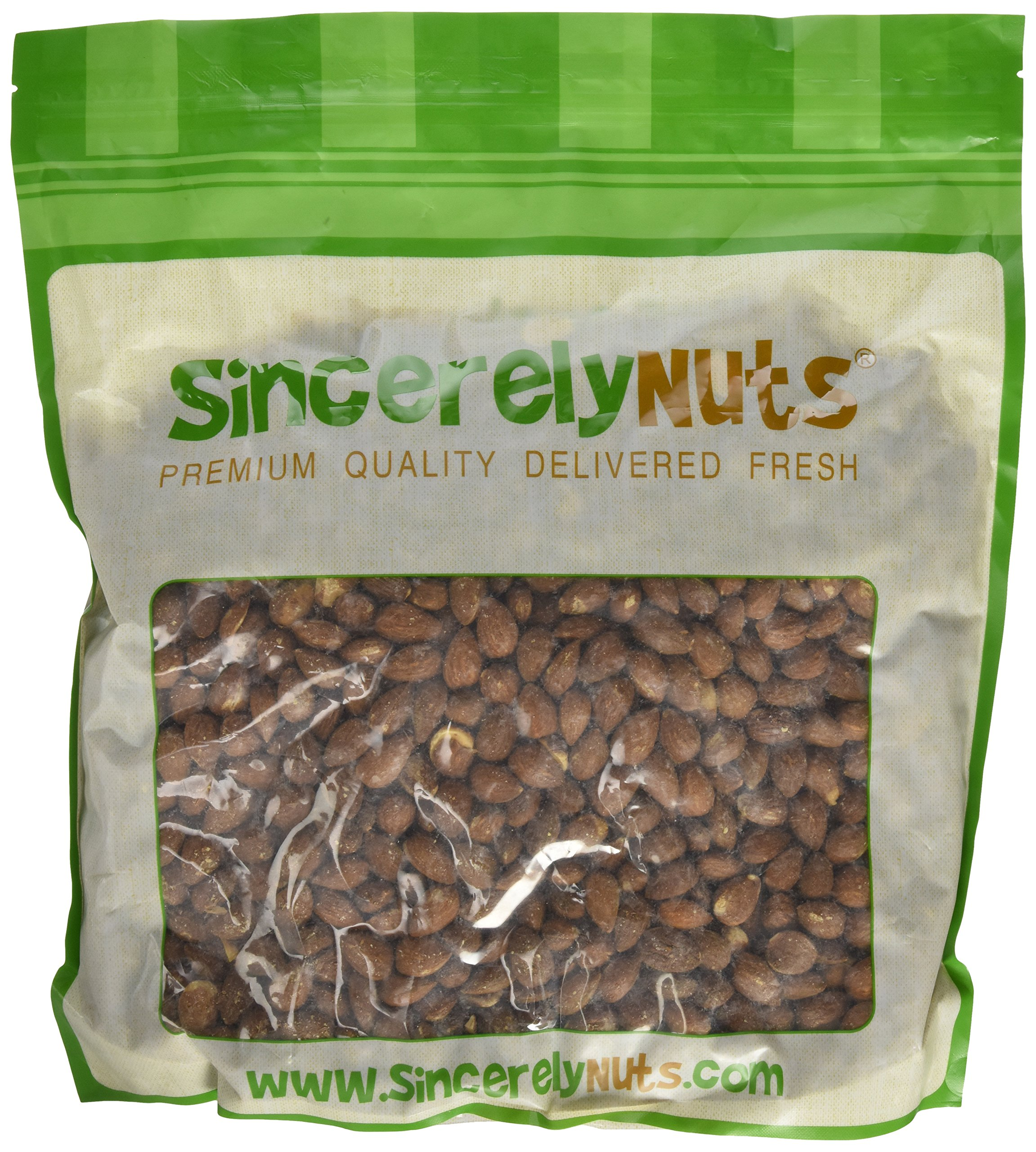 Amazon.com : Sincerely Nuts Pistachios Roasted & Unsalted ...