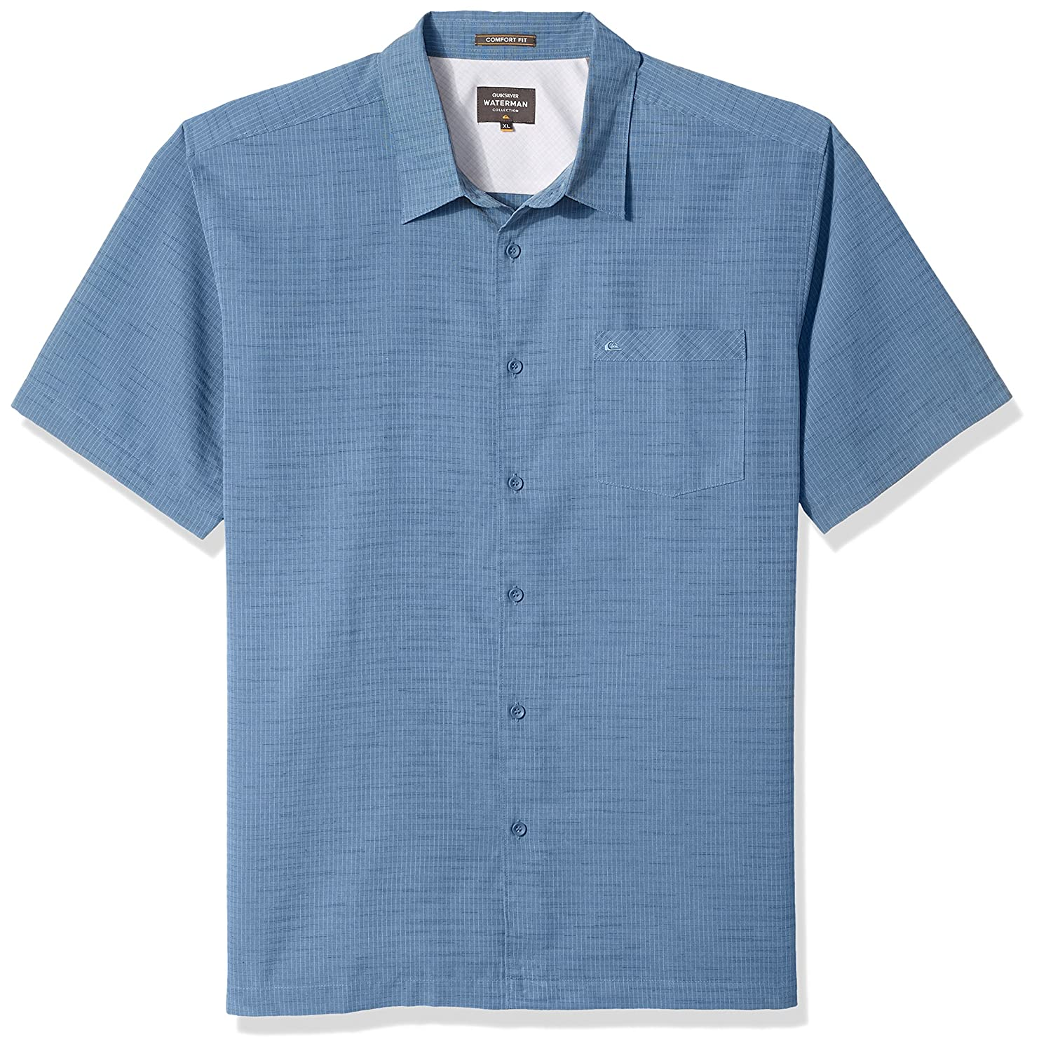 58775e134 Quiksilver Waterman Men's Centinela Shirt: Amazon.ca: Clothing & Accessories
