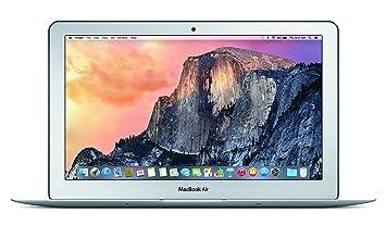"Apple MacBook Air 11"" 1.6GHz 11.6"" 1366 x 768Pixeles Plata - Ordenador portátil"
