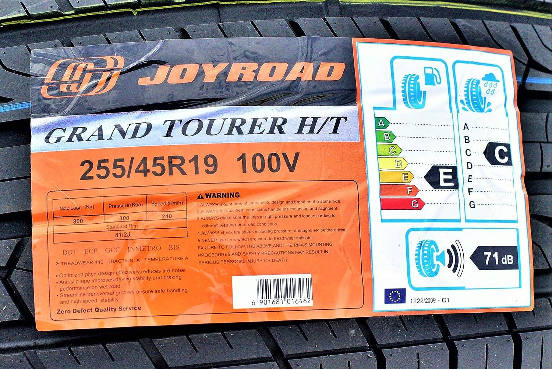 255//45R19 100V Joyroad Grand Tourer H//T Performance All Season Tire