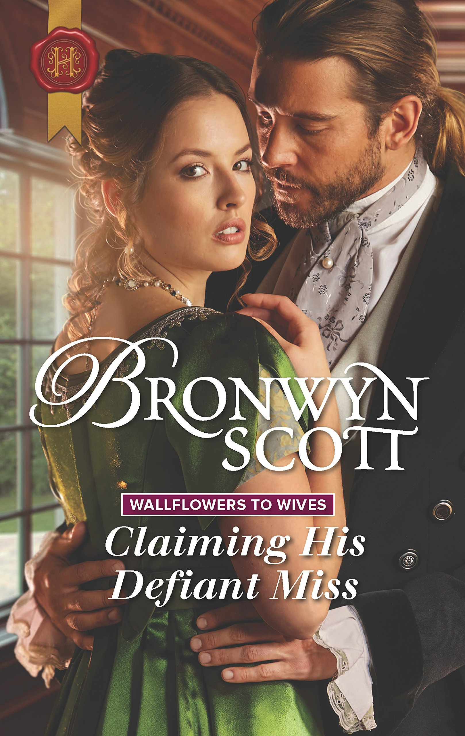 Read Online Claiming His Defiant Miss (Wallflowers to Wives) PDF