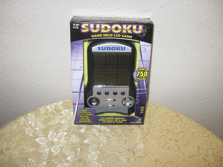 SUDOKU Hand Held LCD Game