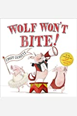 Wolf Won't Bite! Kindle Edition
