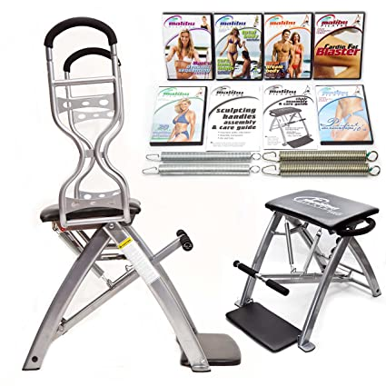 Amazon.com  Malibu Pilates Pro Chair - Accelerated Results Package  Pilates Exercise Chairs  Sports u0026 Outdoors  sc 1 st  Amazon.com & Amazon.com : Malibu Pilates Pro Chair - Accelerated Results Package ...