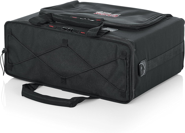 GATOR Cases Rack 19 GR 4 U en nylon renforc/é avec roulette