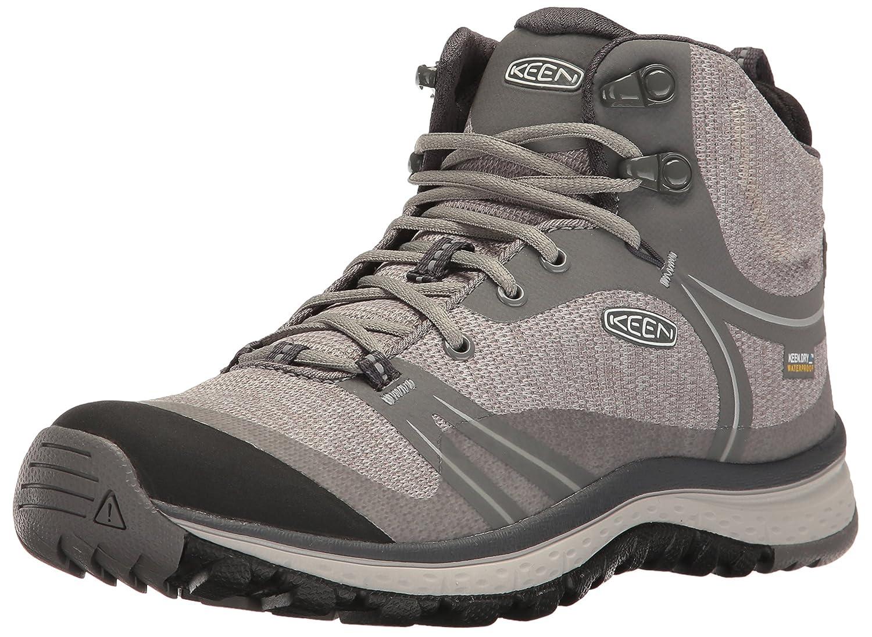 KEEN Terradora Mid WP, Chaussures de Randonnée Hautes Femme Marron (Gargoyle Magnet Gargoyle Magnet) 41 EU