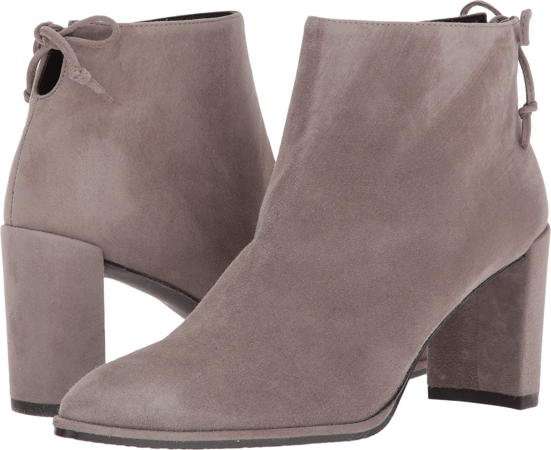Stuart Weitzman Women's Lofty Ankle Boot B01N1ZVYN8 11 B(M) US|Topo Suede