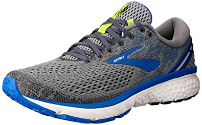 594cff25c8476 Brooks Men s Ghost 11 Grey Blue Silver 7 ...