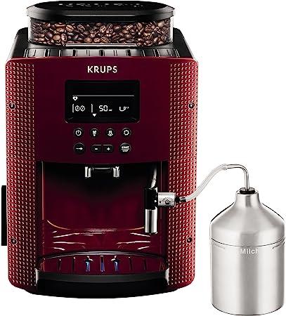 Cafetera Superautomática Compact Cappucino Krups