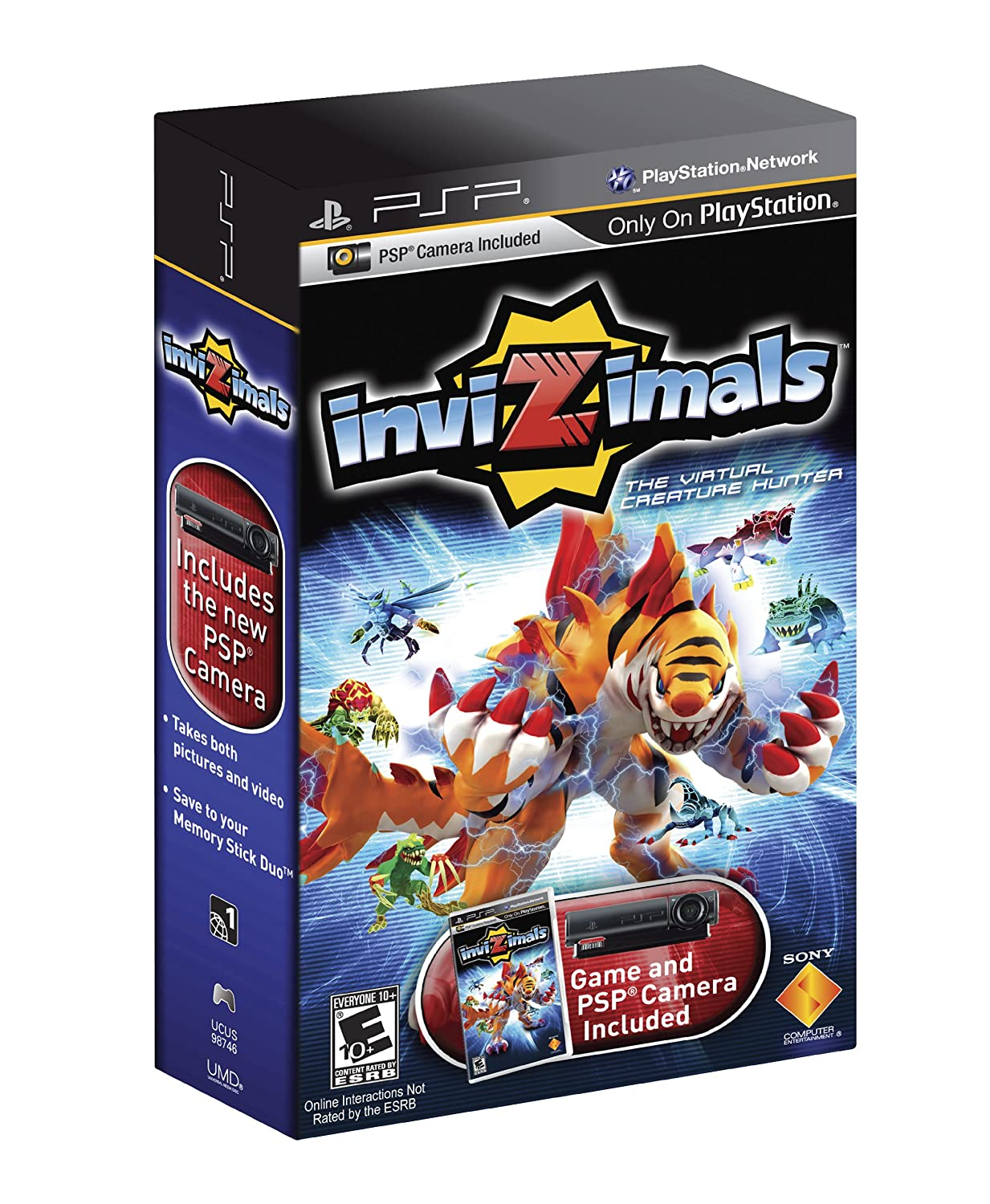 Uncategorized Camera Games Online buy invizimals umd with psp camera online at low prices in india sony video games amazon in