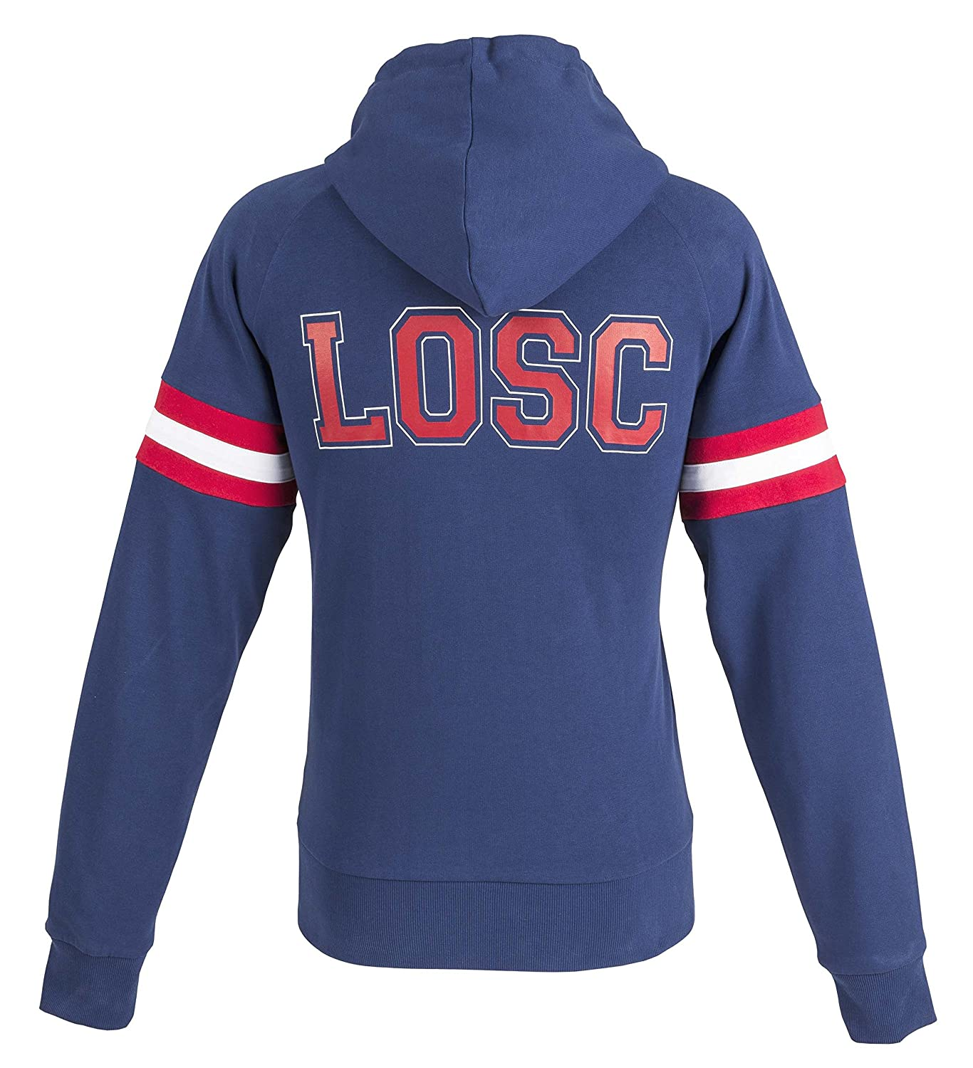Sweat zip capuche LOSC Collection officielle LILLE OSC Taille adulte homme