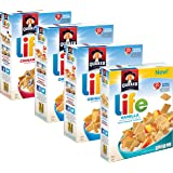 Quaker Life Breakfast Cereal Variety Pack, 52 Ounce