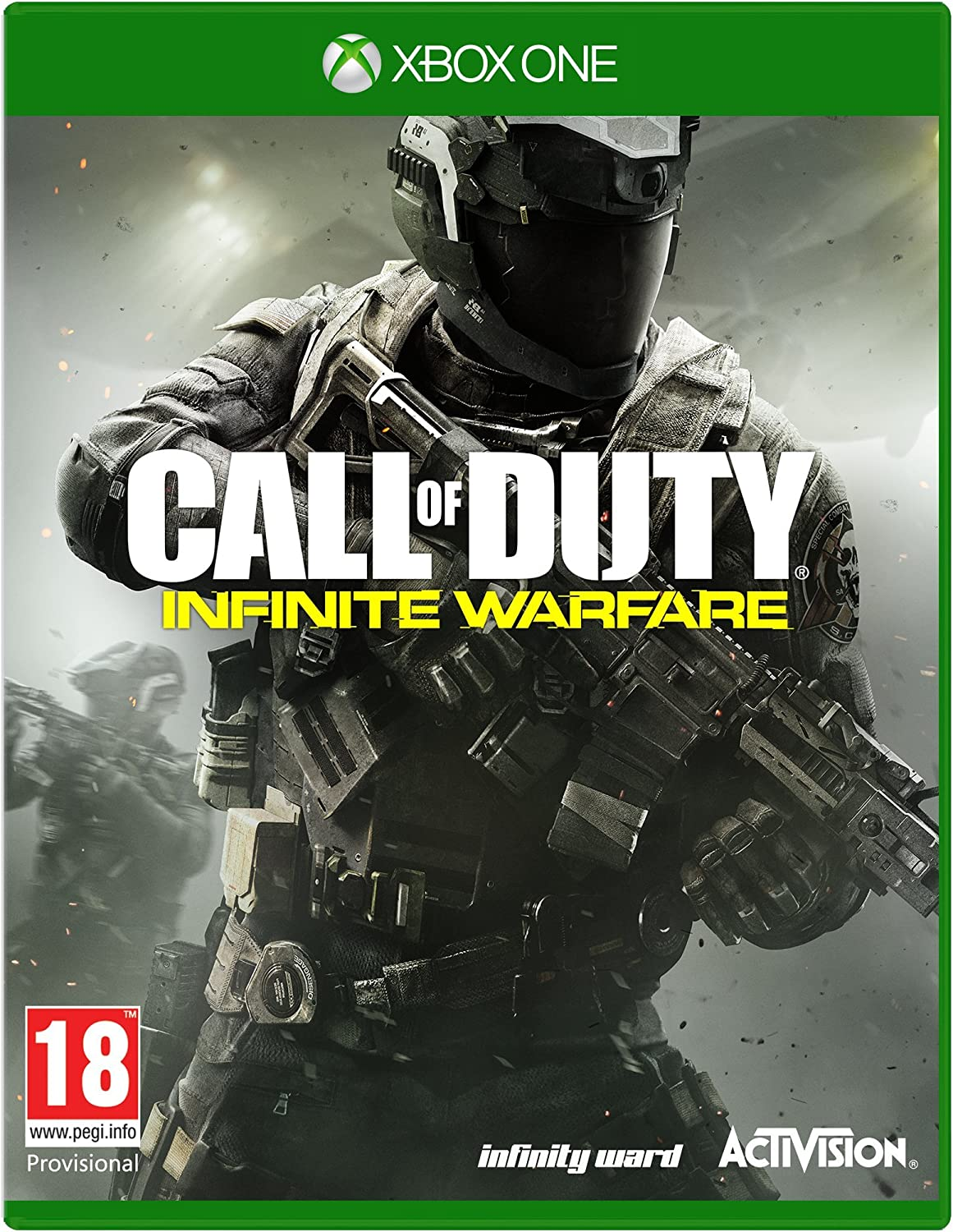 Call of Duty: Infinite Warfare - Includes Terminal Map (Xbox One ...