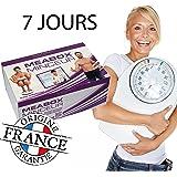 Box régime 7 jours - Perdez 3 à 5kg facilement et rapidement - Contient 21 sachets pour préparations de plats produits en France - Régime élaboré par un nutritionniste