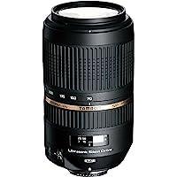 Tamron SP 70-300mm F/4-5.6 Di VC USD Model A005 - Objetivo para cámara (SLR, 17/12, Zoom tele, Nikon y Canon)