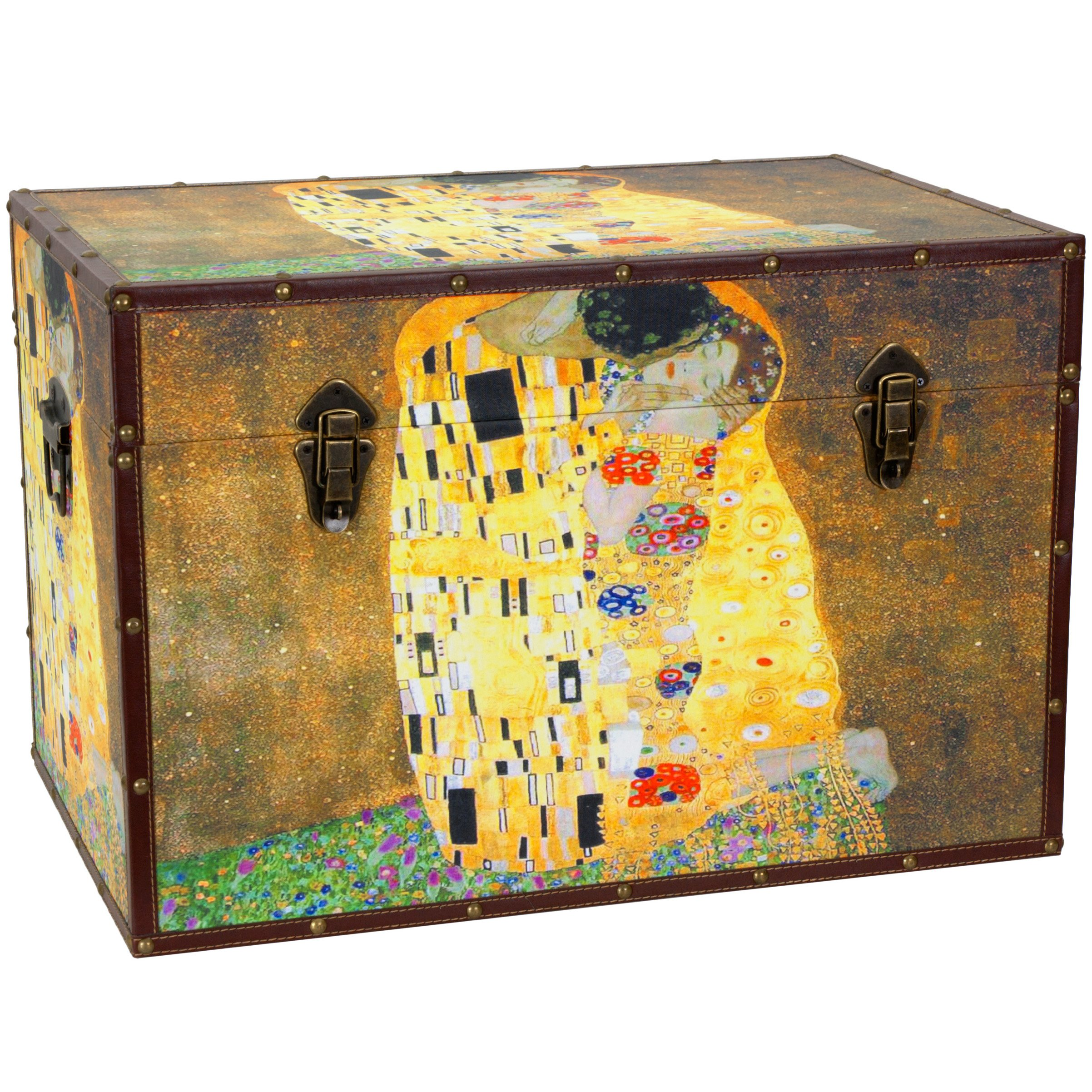 Oriental Furniture Works of Klimt Trunk