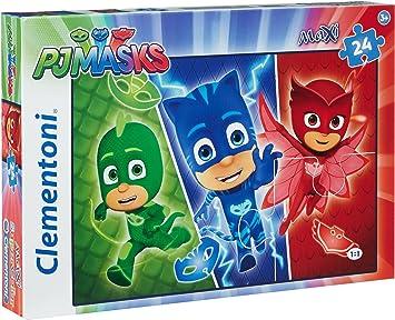 Clementoni - Rompecabezas PJ Masks - Modelo 24490