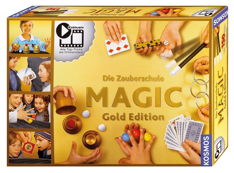 Kosmos 698232 - Scuola di magia Gold Edition [lingua tedesca]