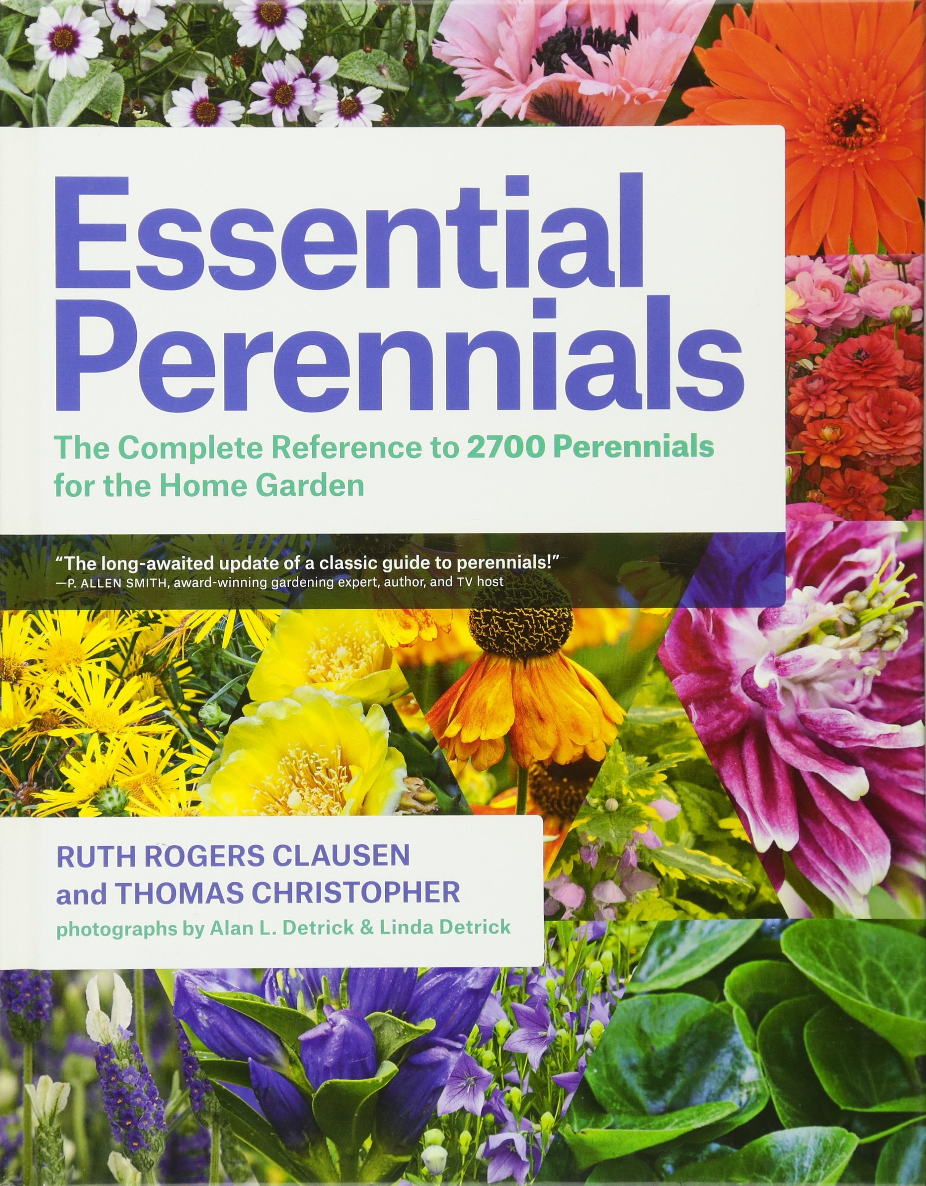Perennials: The Gardeners Reference