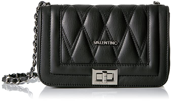 4164510eacc Valentino by Mario Valentino Beatriz, Black: Handbags: Amazon.com