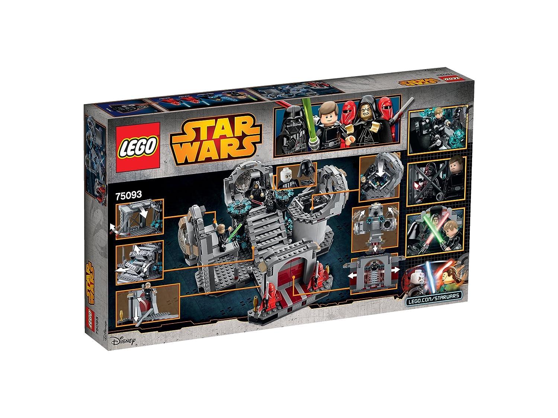Lego Star Wars Darth Vader aus 75093 Todesstern Letzte Duel Neu Baukästen & Konstruktion