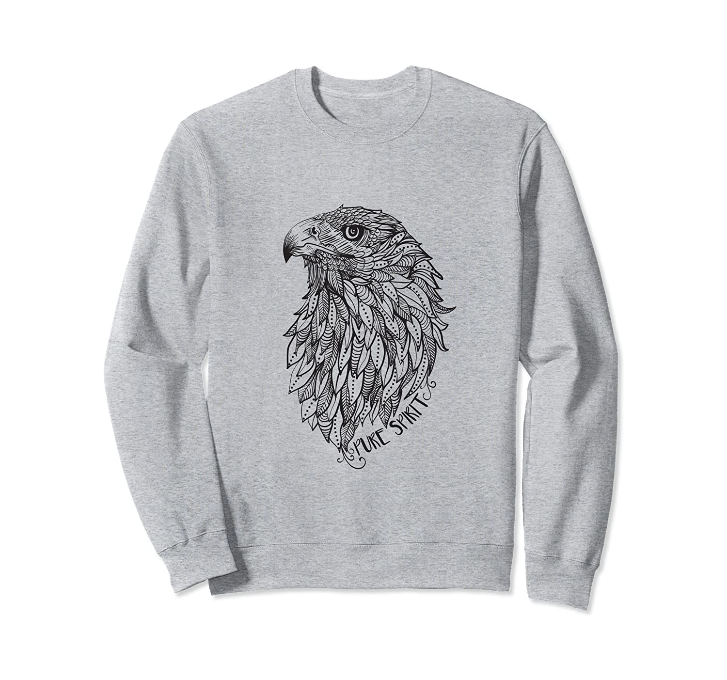 'Pure Spirit' Sweatshirt-mt