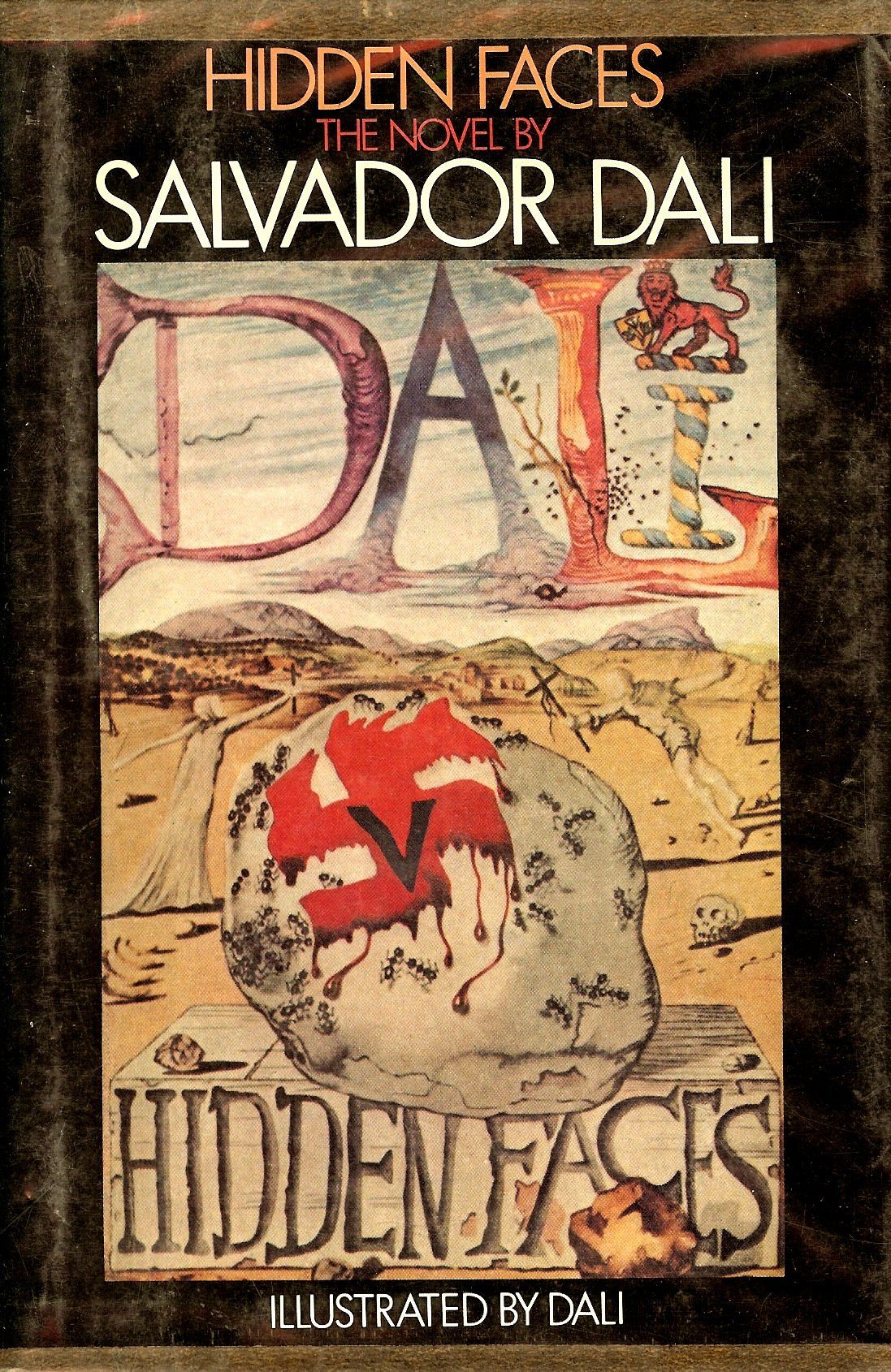 hidden faces salvador dali 本 通販 amazon