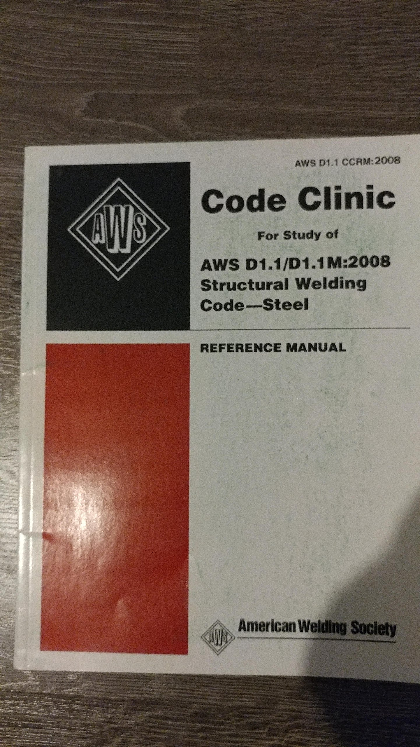 Aws D1.1 Code Book