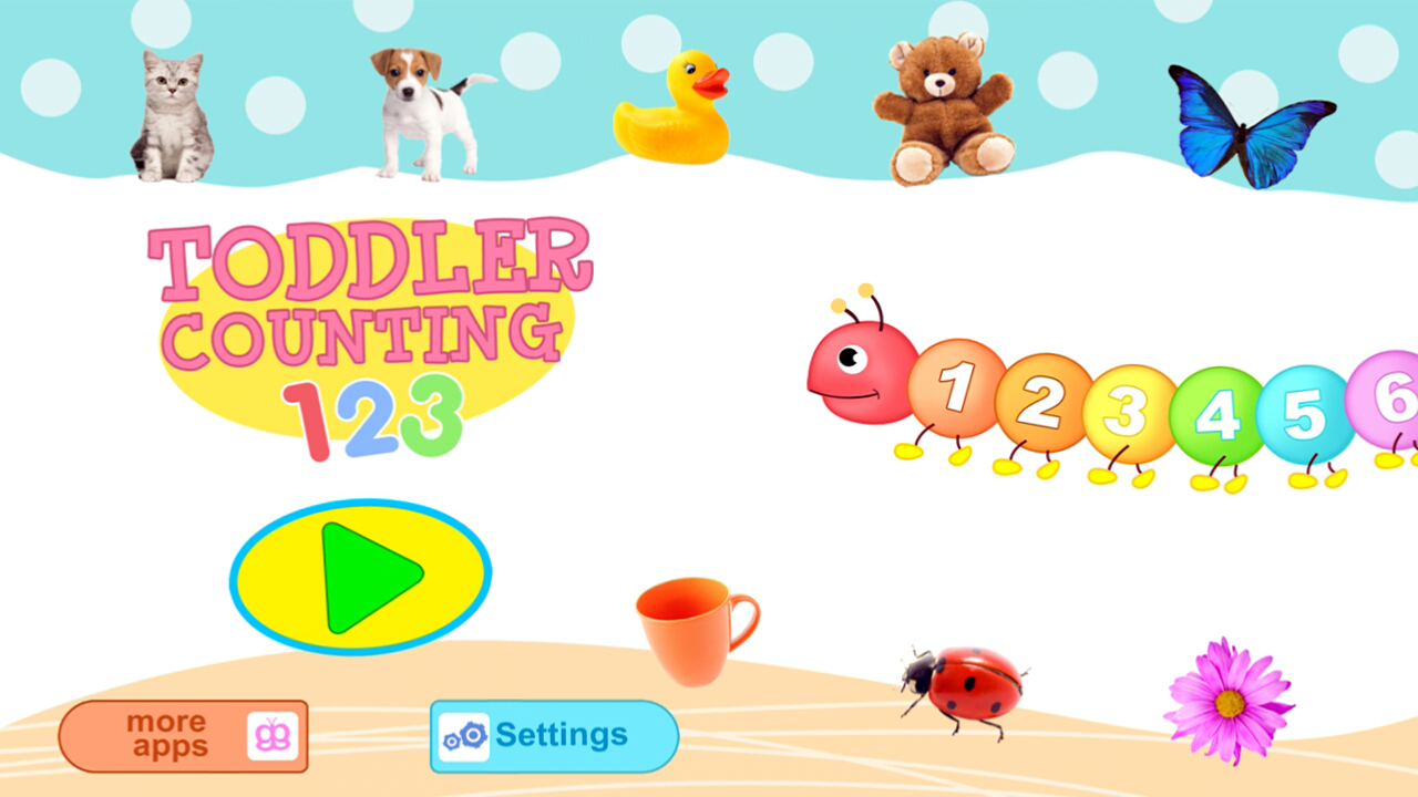 Amazon Com Toddler Counting 123 Free Appstore For Android