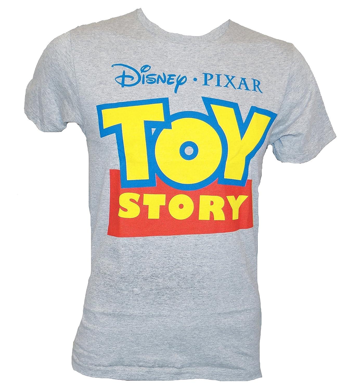 Free shipping disney pixar toy story logo t shirt for Pixar logo t shirt