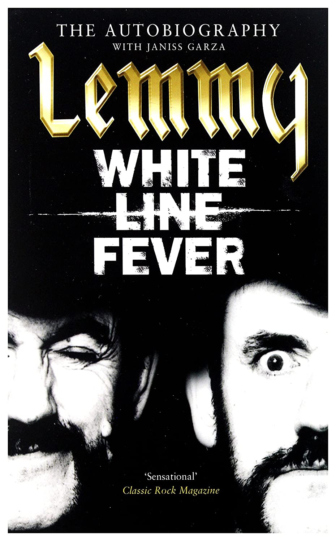 Simon & Schuster White Line Fever - The Autobiography: Unknown:  Amazon.co.uk: Kitchen & Home