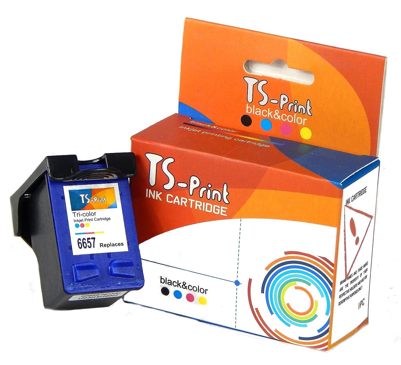 TS-Print Cartucho de Tinta Compatible para HP 56-XL (21ml XXL ...