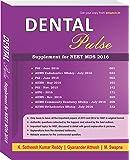 Dental Pulse NEET 2016 Supplement