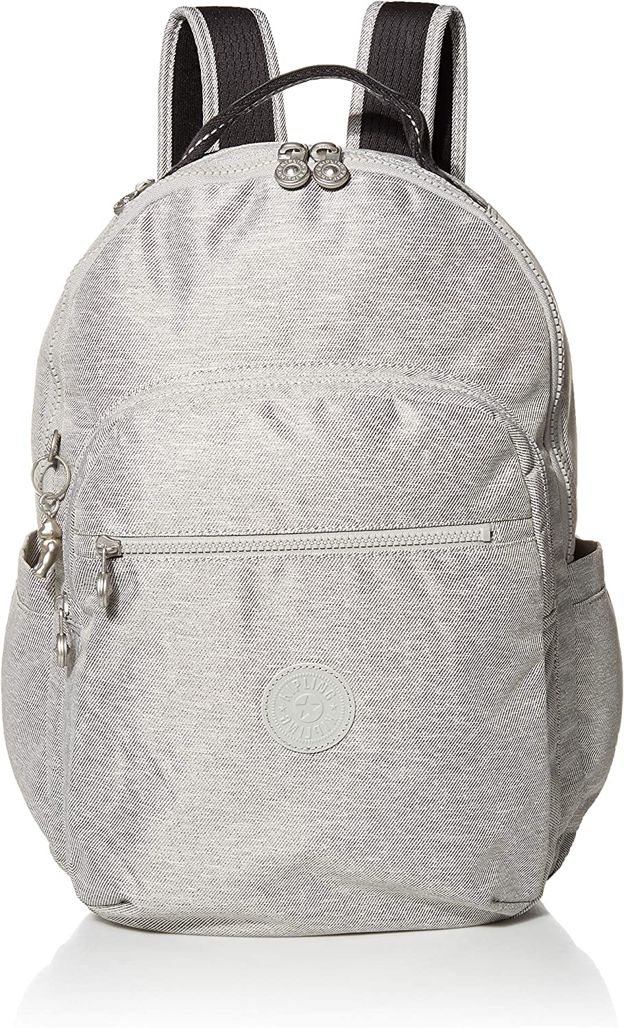 Kipling Seoul Go Laptop, Padded, Adjustable Backpack Straps, Zip Closure Seoul Go - Mochila con correas acolchadas y ajustables, cierre de cremallera Mujer (Pack de 1)