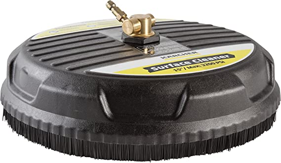 Karcher 15-Inch Pressure Washer Surface Cleaner Attachment