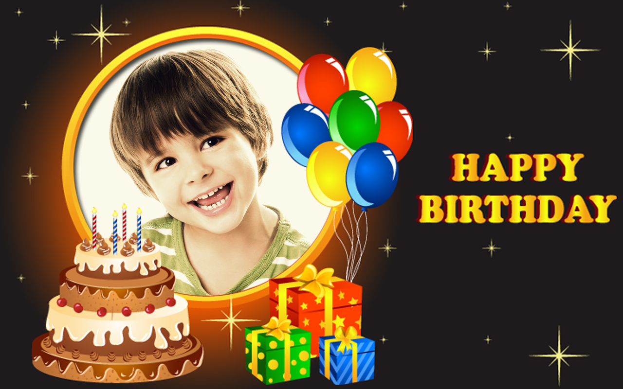 Amazon.com: Live Birthday Photo Frames: Appstore for Android