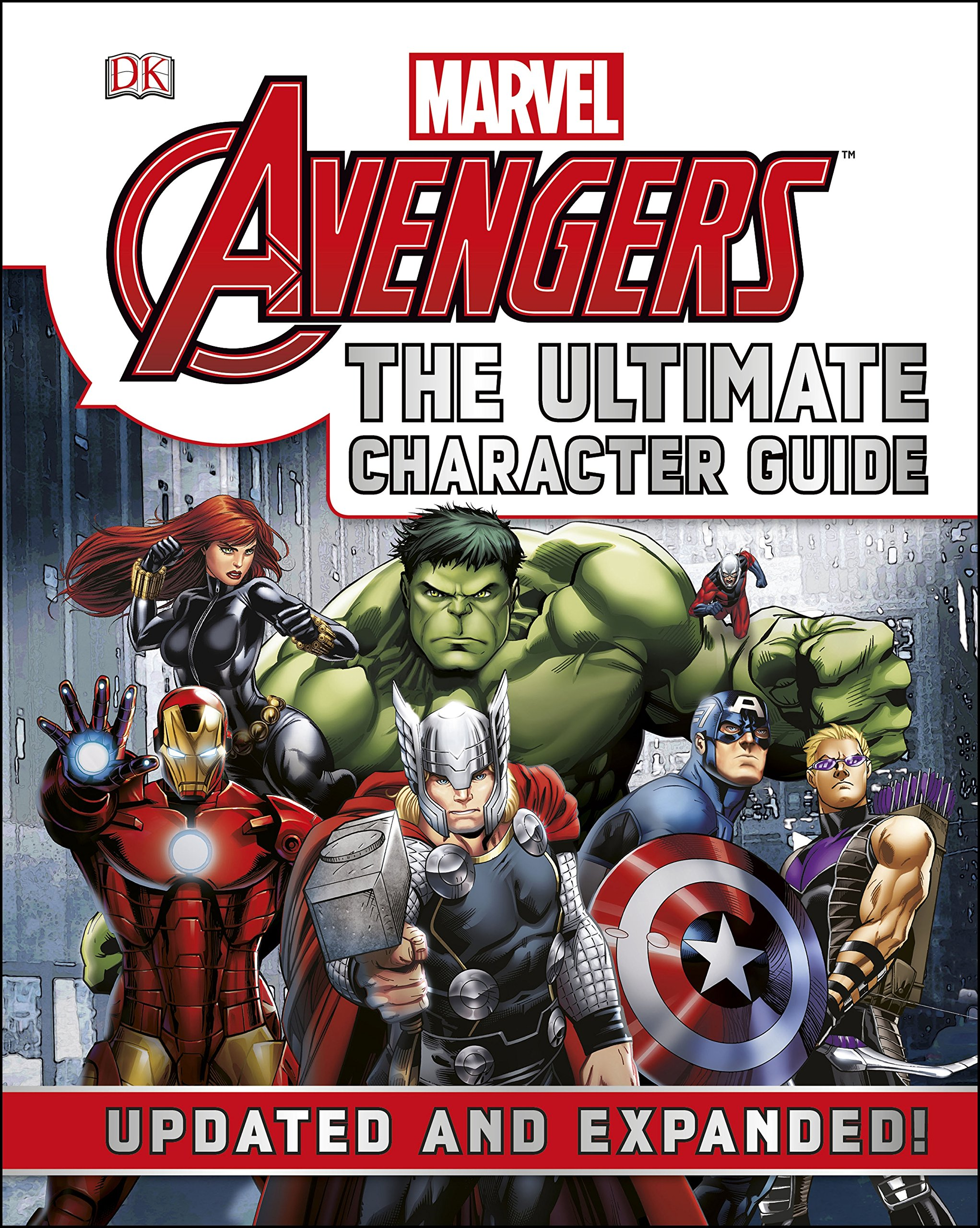marvel the avengers the ultimate character guide alan cowsill 0790778030018 amazoncom books - Avengers Marvel