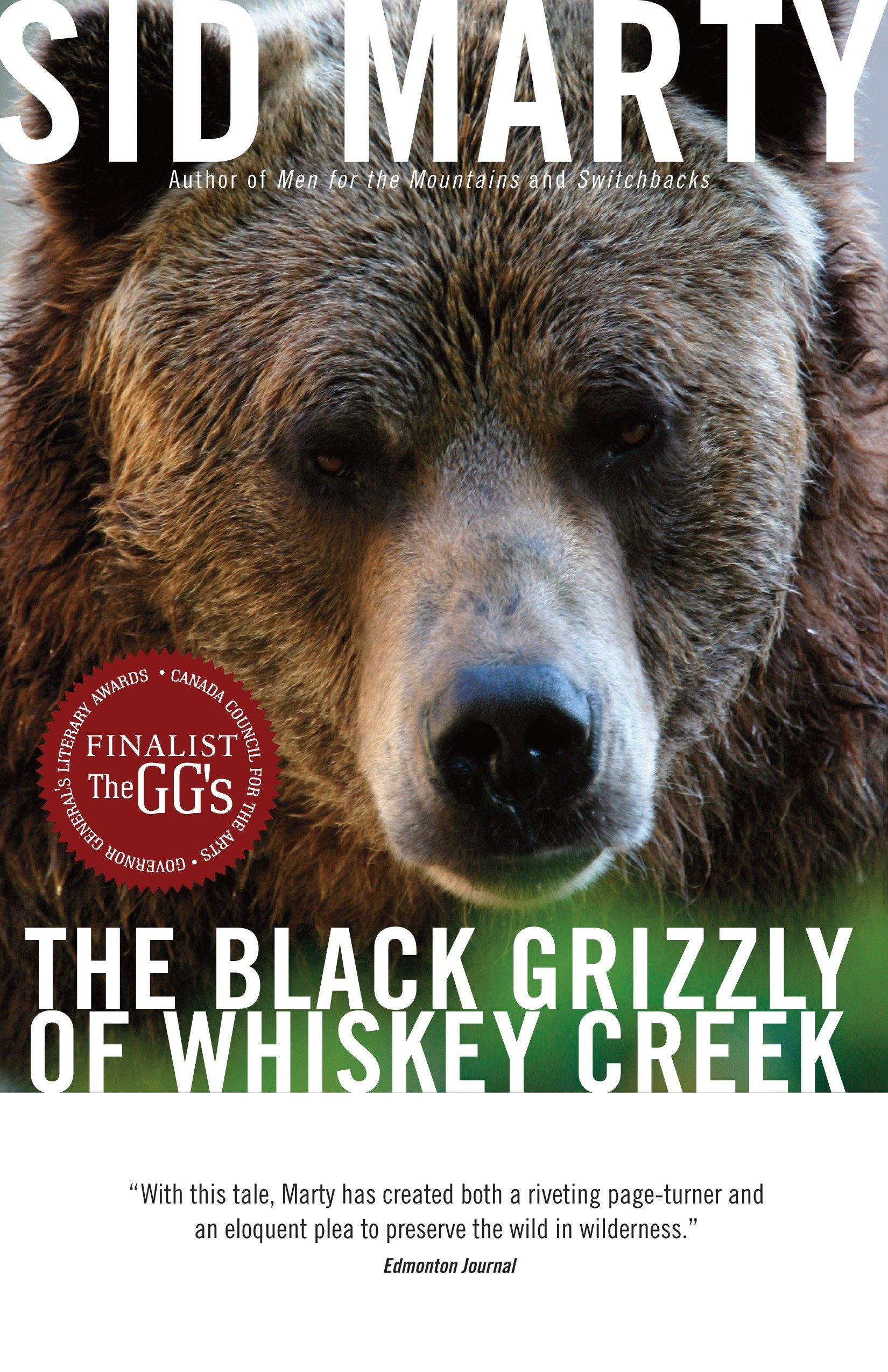 The Black Grizzly of Whiskey Creek ebook