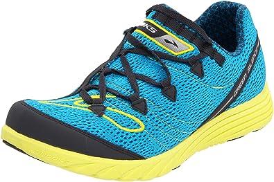 a52704b88aa5c Brooks Green Silence Racing Running Shoes - 6.5  Amazon.co.uk  Shoes ...