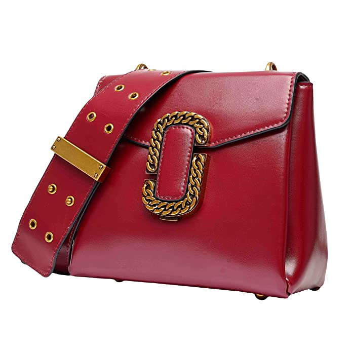 Luxury Fashion Designer Women Shoulder Crossbody Leather Bag,