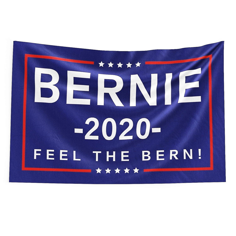 b9fd73dc MaxCo Bernie Sanders 2020 Bernie 2020 Flag Bernie Lawn Sign Feel The Bern  Bernie Sanders Yard Sign | Bernie Sanders Gift Bernie Gift | 3' x 5'